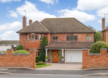 Thumbnail 4 bed detached house for sale in Golf Lane, Whitnash, Leamington Spa, Warwickshire