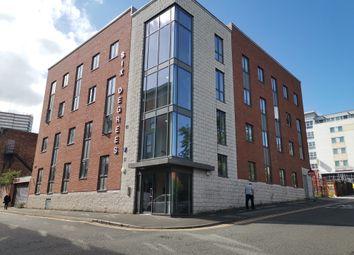 Thumbnail Block of flats for sale in St Marks St, Nottingham