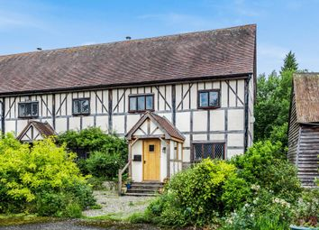 Thumbnail 3 bed end terrace house for sale in Eardisland, Herefordshire