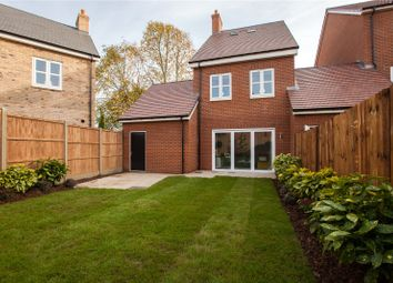 Thumbnail 3 bed detached house for sale in Oakleigh Grove, Sweets Way, Whetstone, London