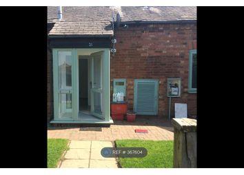Thumbnail 1 bed bungalow to rent in Bridge Street, Warwick
