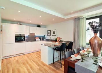 Thumbnail 3 bed flat for sale in Knaresborough Drive, Earlsfield