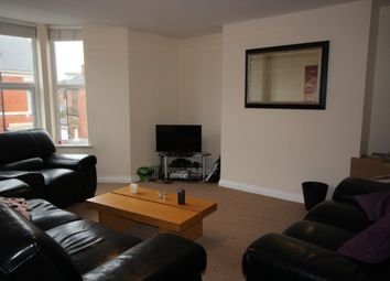Thumbnail 6 bed terraced house to rent in Holmwood Grove, Jesmond, Newcastle Upon Tyne