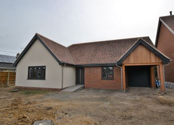 Thumbnail 3 bed detached bungalow for sale in Greengate, Swanton Morley, Dereham