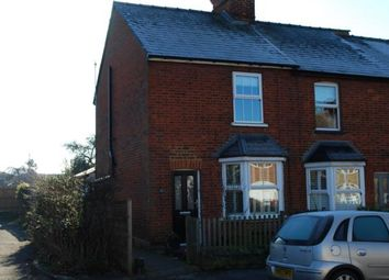 Thumbnail 2 bed end terrace house to rent in St Johns Road, Hitchin