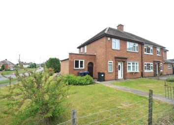 Thumbnail 3 bed semi-detached house for sale in Lucas Road, Burbage, Hinckley
