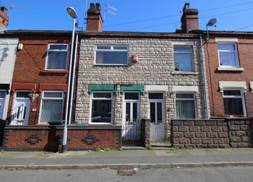 Thumbnail 2 bedroom terraced house to rent in Edge Street, Burslem, Stoke-On-Trent