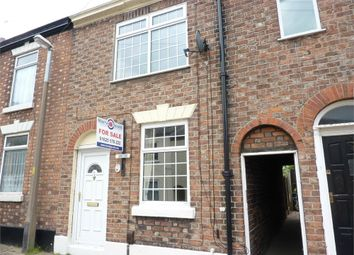Thumbnail 2 bed terraced house for sale in Peel Street, Macclesfield, Cheshire