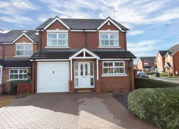Thumbnail 4 bed property for sale in Millennium Way, Wolston, Coventry