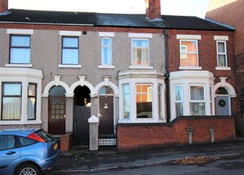 Thumbnail 3 bed terraced house for sale in Park Road, Ilkeston