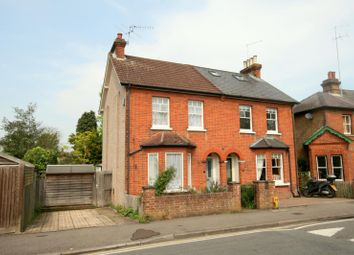 Thumbnail 2 bed end terrace house to rent in Worple Road, Epsom