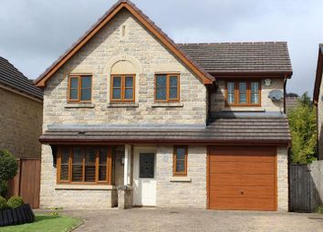 Thumbnail 4 bed detached house for sale in Lansdowne Close, Ramsbottom, Bury