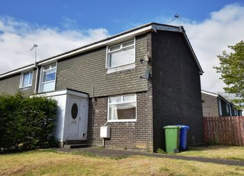 Thumbnail 2 bed flat for sale in Monkside, Cramlington, Northumberland