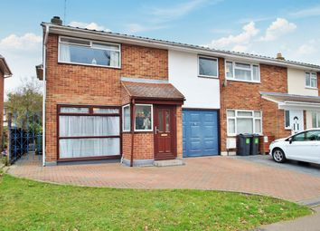 3 bed semi-detached house for sale in Dorothy Sayers Drive, Witham CM8