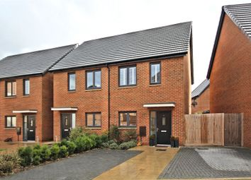 Thumbnail 2 bed semi-detached house for sale in Woking, Surrey