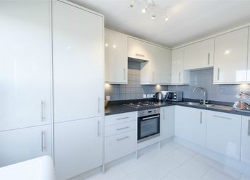 Thumbnail 2 bedroom flat to rent in Ethelburga Tower, Rosenau Road, Battersea, London