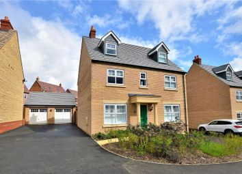 Thumbnail 5 bed detached house for sale in Tinwell Road, Stamford