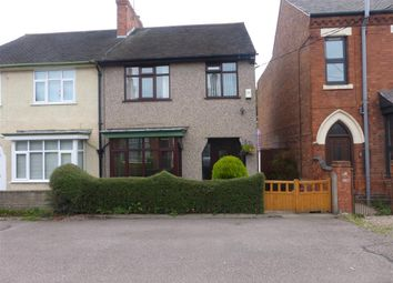 Thumbnail 3 bed semi-detached house for sale in Carington Street, Loughborough