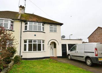 Thumbnail 3 bedroom semi-detached house to rent in St. Annes Road, London Colney, St.Albans