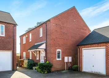 Thumbnail 3 bed detached house for sale in Bridge Court, Woodseaves, Stafford