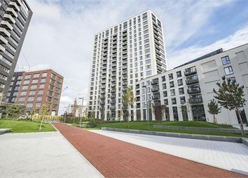 Thumbnail 1 bed flat to rent in Grantham House, Botanic Square, London City Island