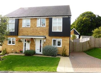 Thumbnail 2 bed semi-detached house for sale in Elysium Park Close, Whitfield