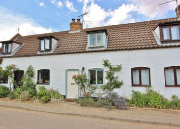 Thumbnail 2 bed cottage for sale in Aldreth Road, Haddenham, Ely