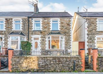 Thumbnail 4 bed semi-detached house for sale in Mill Road, Caerphilly