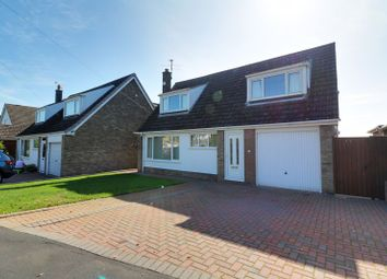 Thumbnail 3 bed detached house for sale in St. James's Road, Scawby, Brigg