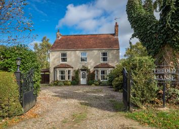 Thumbnail 4 bed detached house for sale in Stone Road, Briston, Melton Constable