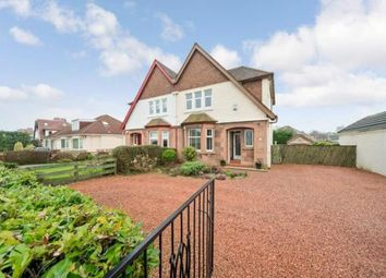 Thumbnail 4 bed semi-detached house for sale in Glasgow Road, Paisley, Renfrewshire