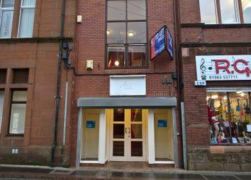 Thumbnail Retail premises to let in Ground Floor, 22 Nelson Street, Kilmarnock