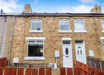Thumbnail Terraced house to rent in Portia Street, Ashington