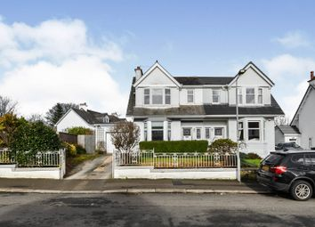 Thumbnail 3 bed semi-detached house for sale in Dunchurch Road, Paisley