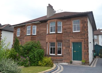 Thumbnail 3 bed semi-detached house for sale in Dukes Road, Burnside, Rutherglen