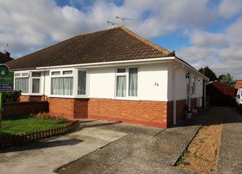 Thumbnail 2 bed bungalow for sale in Warrington Road, Paddock Wood, Tonbridge