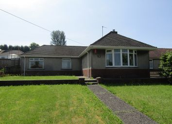 Thumbnail 3 bed detached bungalow for sale in Peniel Green Road, Peniel Green, Swansea, City And County Of Swansea.