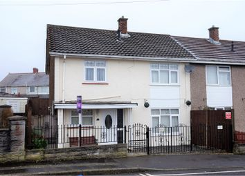 Thumbnail 3 bed semi-detached house for sale in Grey Street, Brynhyfryd