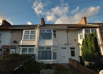 Thumbnail 4 bed terraced house for sale in Warwick Terrace, Barnstaple