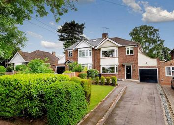 Thumbnail 3 bed semi-detached house for sale in Centre Drive, Epping, Essex