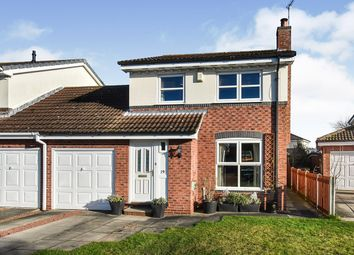 Thumbnail 3 bed link-detached house for sale in Burton Fields Road, Stamford Bridge, York