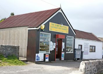 Thumbnail Retail premises for sale in Licenced Convenience Store, Bettyhill, Sutherland