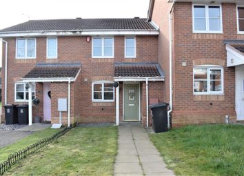 Thumbnail 2 bed terraced house for sale in Reuben Avenue, The Shires, Nuneaton