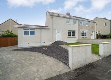 Thumbnail 4 bed semi-detached house for sale in Greenlea Road, Chryston, Glasgow, North Lanarkshire