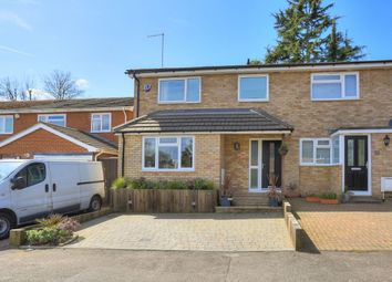 Thumbnail 3 bed terraced house for sale in Aplins Close, Harpenden