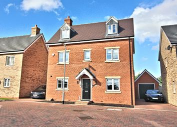 Thumbnail 5 bed detached house for sale in Potter Meadows, Shortstown, Bedford