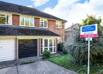 Thumbnail 3 bed semi-detached house for sale in Northbrook Drive, Northwood, Middlesex