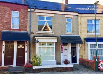Thumbnail 2 bed flat to rent in Marlborough Street North, South Shields