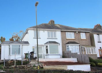 Thumbnail 3 bedroom semi-detached house for sale in Westhill Road, Torquay