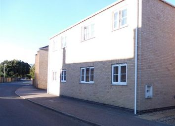 Thumbnail 1 bedroom flat to rent in Station Road, Whittlesey, Peterborough